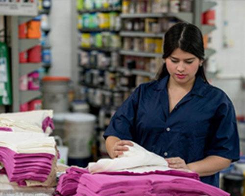 纺织印染厂